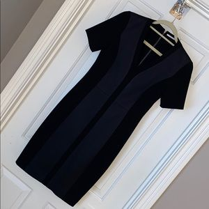 New with Tags on Black Dress